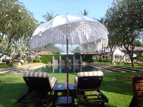 バリ島旅行記 インターコンチネンタルホテル