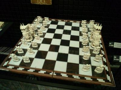 将棋とチェス ルールの違いから考察する文化の違い
